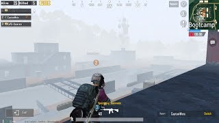 Dynamic Weather in Sanhok - PUBG MOBILE