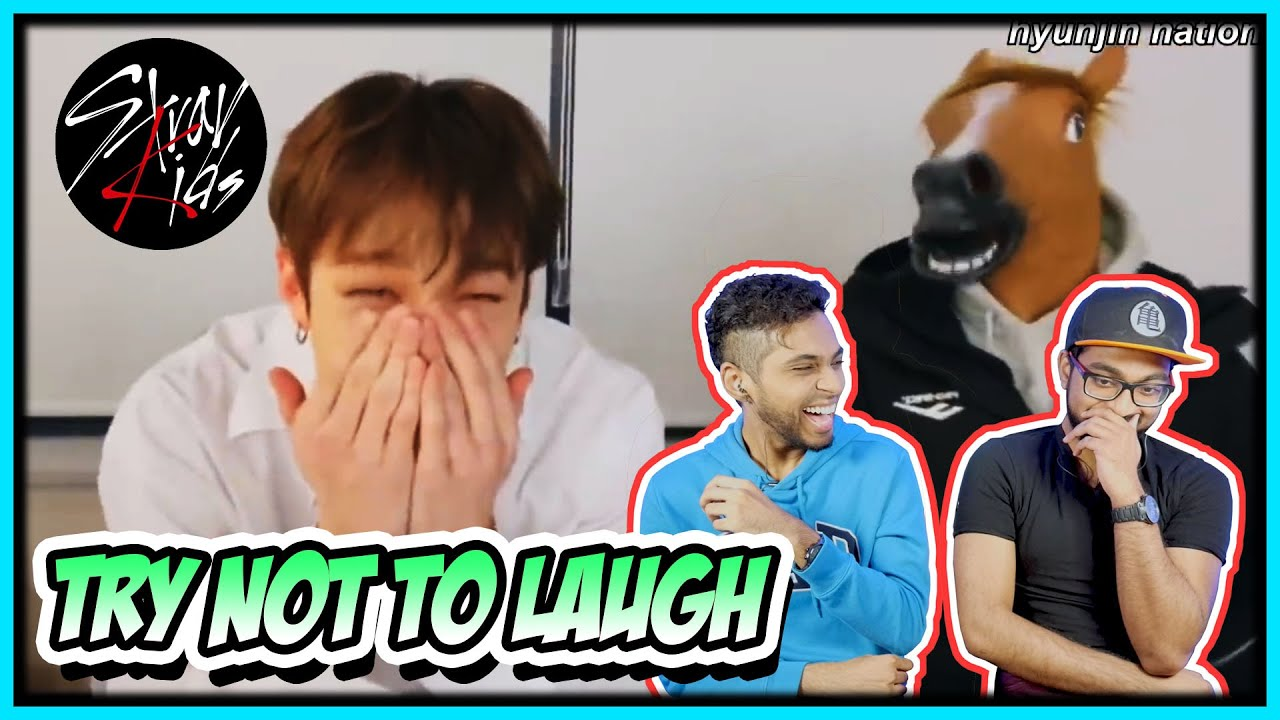 TRY NOT TO LAUGH (STRAY KIDS EDITION) REACTION