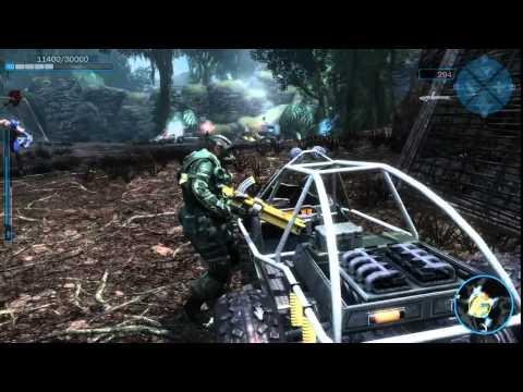 Обзор игры Avatar The Game  После этой игры Джеймс Кэмерон повесился !!!