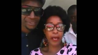 Teacher Wanjiku Shares a Video of the Last Time She met with Ayeiyaa Poapoa .(R.I.P Emanuel Makori)