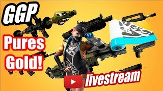 Pure Gold LTM! | New Grobian Set! | New Skin Biz in the Shop! | Fortnite Live