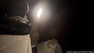 США нанесли ракетный удар по авиабазе войск Асада в Сирии
