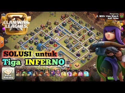 Liga perang klan💪💪 | tetap semangat guys | clash of clans indonesia