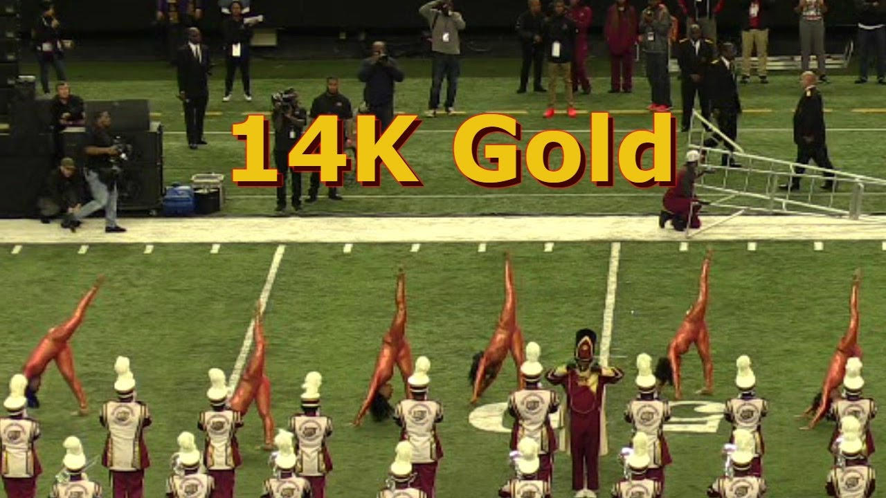 14k Gold Dancers 2017 - Honda Battle of the Bands - YouTube