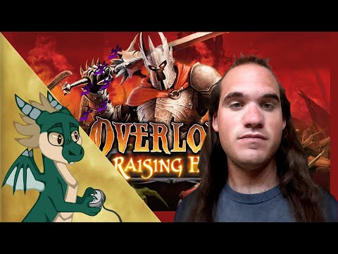 Overlord: Raising Hell || Oopsie, Forgot the Game Audio |