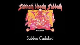 Black Sabbath - Sabbra Cadabra (lyrics)