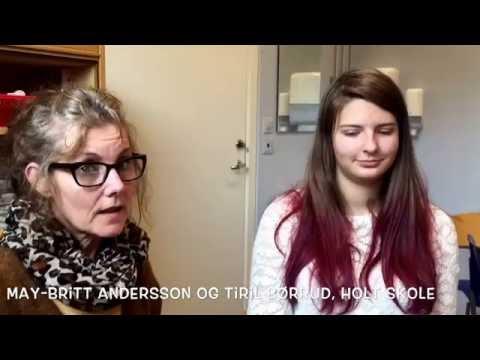 Erfaringer med læringsbrett på skolene i Kongsvinger