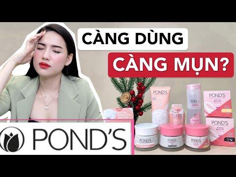 [REVIEW] 6 Sản phẩm bất hủ của POND'S | CÀNG DÙNG CÀNG MỤN? MỎNG DA ? LÝ DO VÌ SAO???