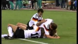 Deutschland Fussball Weltmeister WM Finale 1990
