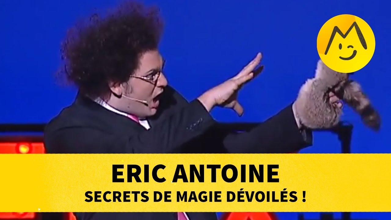 Eric Antoine : secrets de magie dévoilés !