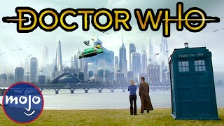 Top 10 Weirdest Planets on Doctor Who