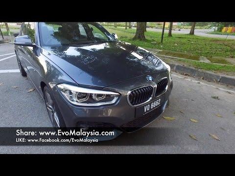 Evo Malaysia com | 2017 BMW 118i M Sport In Depth Review in Malaysia