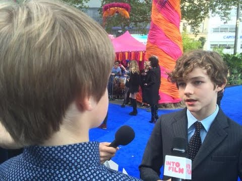 Pan World Premiere with Levi Miller