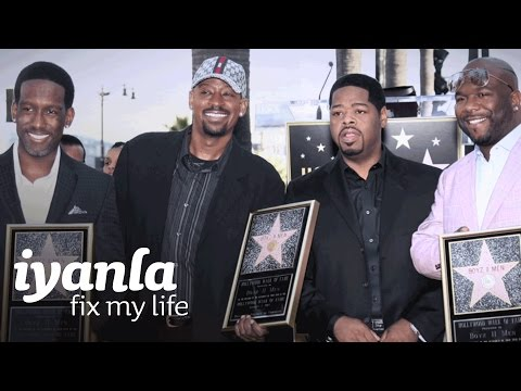Michael McCary of Boyz II Men Fame Sums Up His Feelings of Ex-Bandmates | Iyanla: Fix My Life | OWN
