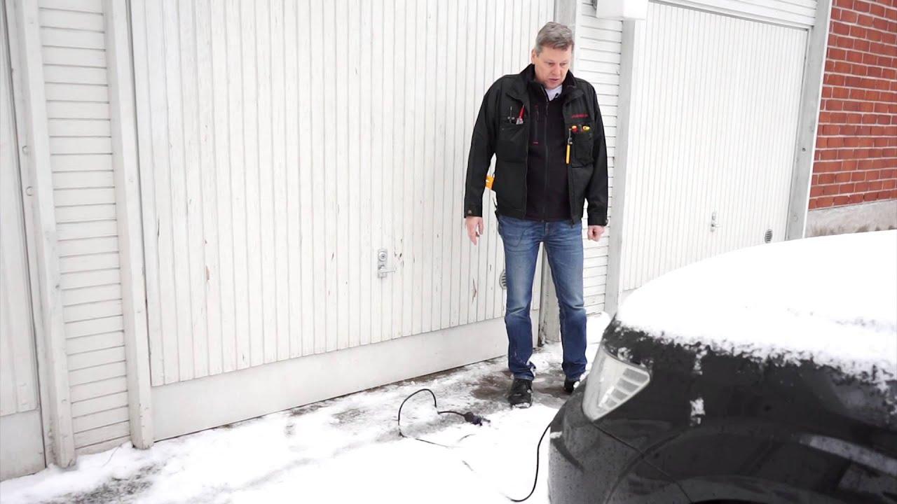 Auton Moottorin Lämmitys