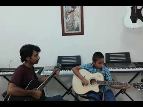 Nani Teri Morni ko on Guitar by Anant Rawat/नानी तेरी ...
