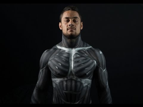 Jarryd Hayne Suits Up For Crysis 3