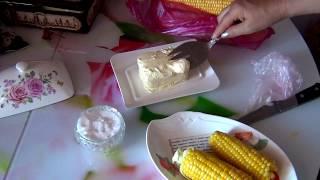 как сделать кукурузу в микроволновке за 5 минут