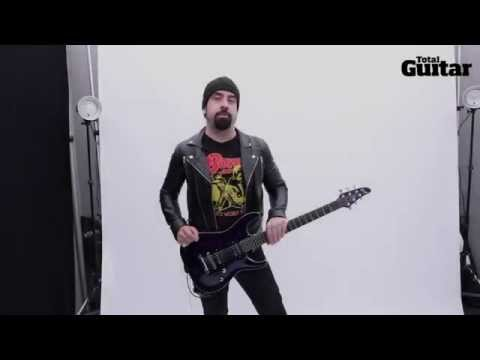 Me And My Guitar: Volbeat's Rob Caggiano and his ESP signature model
