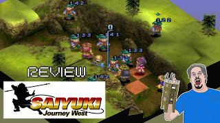 Saiyuki: Journey West Review (PS1)