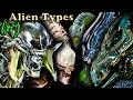 Every Type of XENOMORPH - ALIEN