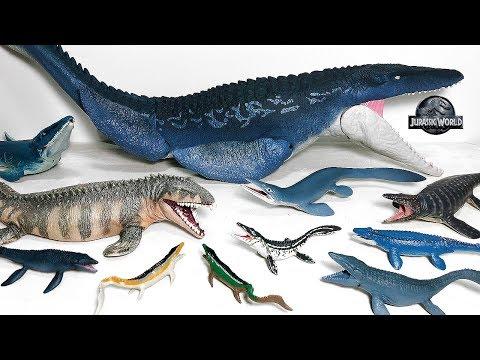 My Mosasaurus Toys Collection - Jurassic World Fallen Kingdom Dinosaur Toys & Action Figures