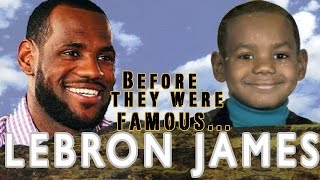 LeBron James - Before They Were Famous