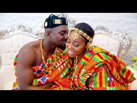 Ghana Wedding Traditional | The Dankyis