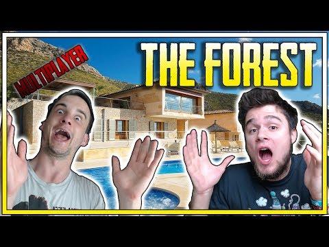 CZAS NA EPICKIE BUDOWANIE!    THE FOREST MULTIPLAYER    (z: Bladii)