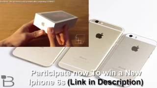 free iphone 6s to win subscribe and like to win