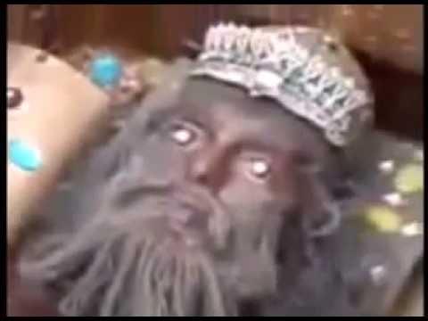 Anunnaki Royals found in a sleeping stasis
