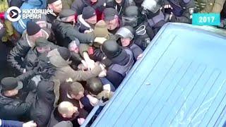 Саакашвили возвращается в украинскую политику