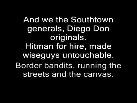 Rey Mysterio Theme Song Booyaka 619 Lyrics