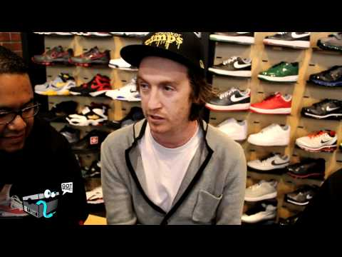 Interview w/ Peter Fahey from Sneaker Pimps