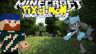 Minecraft | Pixelmon Season 2 | #3 PUTTIN