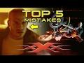 Top 5 Movie Mistakes xXx 2002 Vin Diesel, Samuel L. Jackson