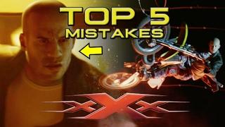 Top 5 Movie Mistakes  - xXx (2002) Vin Diesel, Samuel L. Jackson