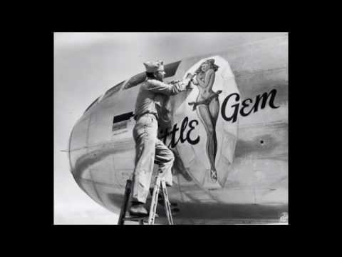 Nose Art And Pinups WWII