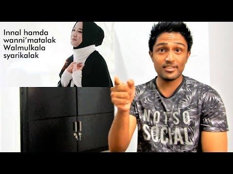 SABYAN - ALLAHUMMA LABBAIK REACTION Mp3