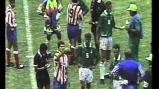 1993/94.- México 2 Vs. Atlético Madrid 3
