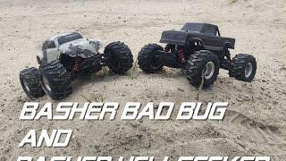 Basher Bad Bug & Hellseeker First Run 4s Full HD