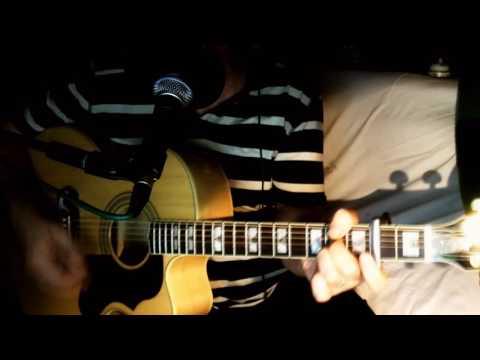 Und es war Sommer ~ Peter Maffay ~ Cover ~ Akustikgitarre Harley Benton Custom Line King-CE NT