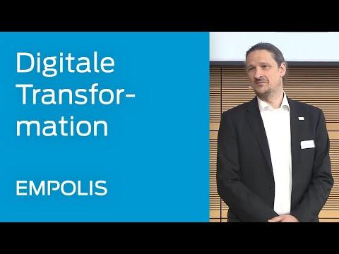 """Die etwas andere Keynote zum Thema """"Digitale Transformation"""""""
