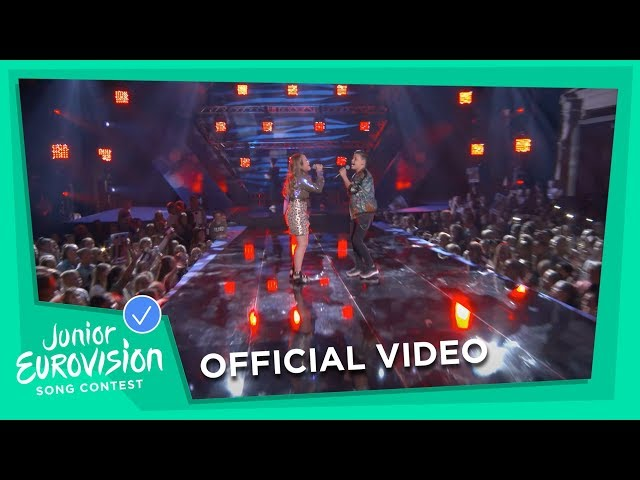 Max and Anne - Samen - The Netherlands 🇳🇱- Official Music Video - Junior Eurovision 2018