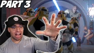 Fallen Order: Order 66 (Let's try to get to it!) LIVE STREAM Part 3