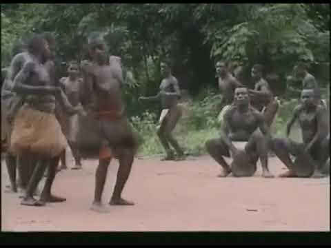 Видео танцуют негры