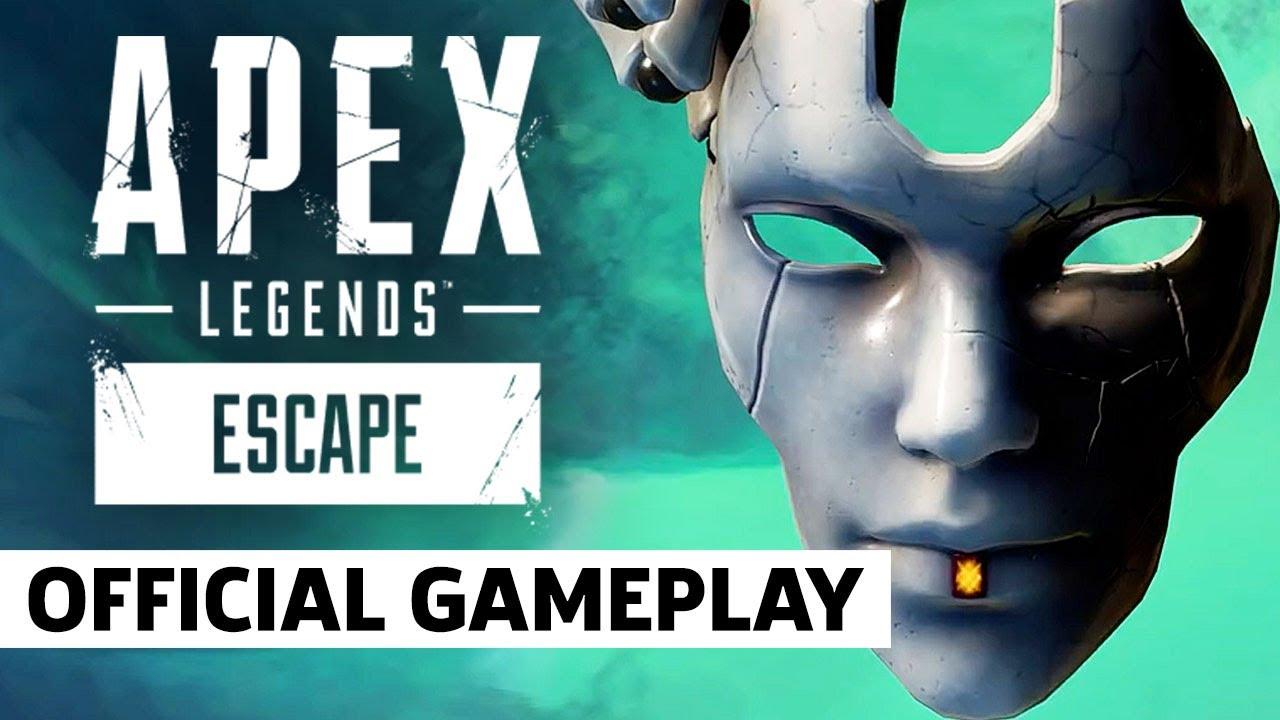 Apex Legends: Escape Gameplay Trailer (Season 11) - GameSpot