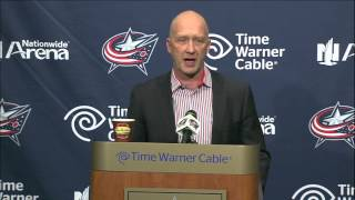 Trade Deadline Press Conference (3/2/15): Jarmo Kekalainen