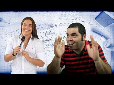 Paródia de AQUELE 1% - Marcos e Belutti part. Wesley Safadão | Matemática Rio