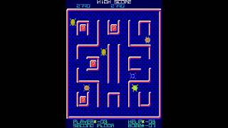 Turtles, 1981 Konami/Stern